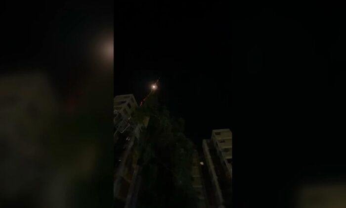 ABD güçleri Bağdat Büyükelçiliği üzerinde uçan SİHA'ları vurdu