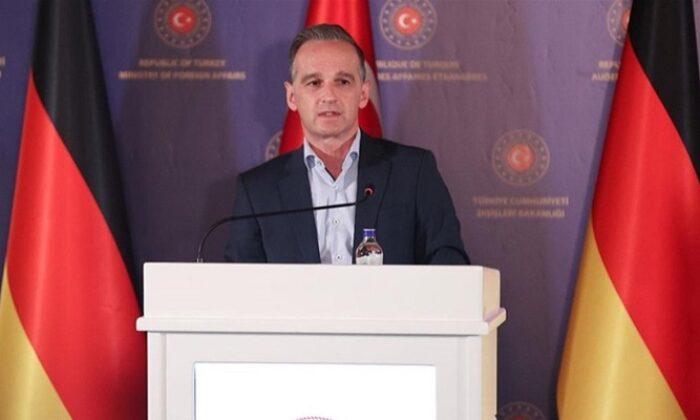 Almanya Dışişleri Bakanı Maas: Türkiye, Kabil'deki tahliyelere önemli bir katkıda bulunuyor