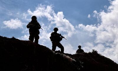 MSB duyurdu! Saldırı girişimindeki 6 PKK'lı terörist etkisiz hale getirildi