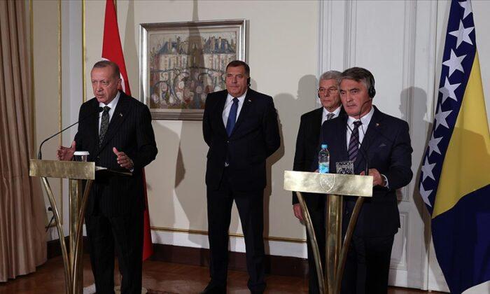 Cumhurbaşkanı Erdoğan: Afganistan'dan az sayıda teknik elemanımız hariç tüm ekiplerimizi çektik
