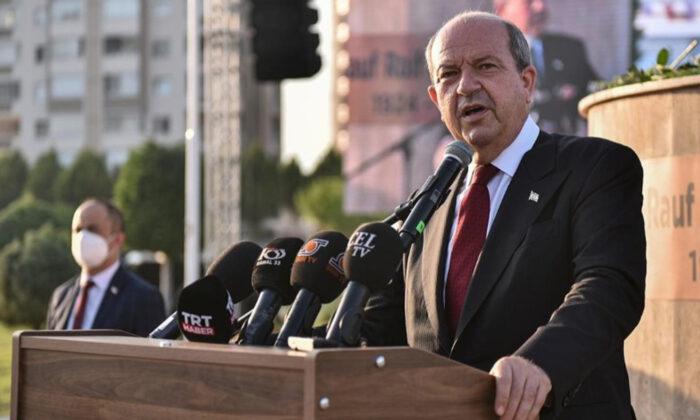 Cumhurbaşkanı Tatar sert çıktı: Bu büyük bir saygısızlıktır!