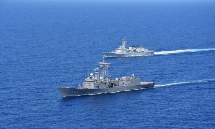 Kardeş ülkeyle Doğu Akdeniz'de iş birliği