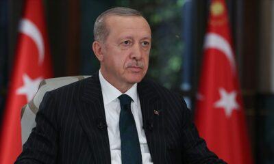 Cumhurbaşkanı Erdoğan: Bankta yatanların öğrencilikle alakası yok Bunlar Gezi Parkı'nın bir başka versiyonu