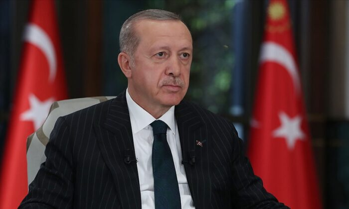 Cumhurbaşkanı Erdoğan'dan Taliban açıklaması