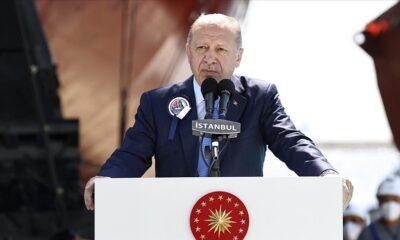 Erdoğan: 'Doğrudan ülkemizin egemenlik hakkını hedef almıştır'