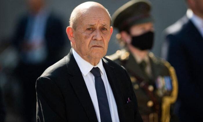 Fransa, Türkiye'yi işaret etti: Görüşmeler var