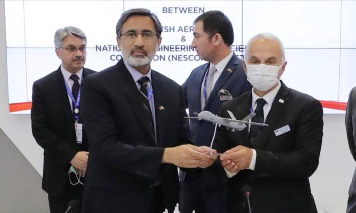 İnsansız hava aracı Anka, Pakistan iş birliğiyle güçlendirilecek