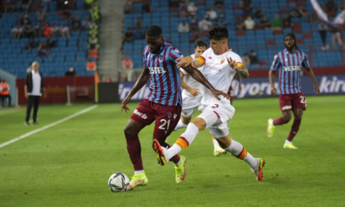 Trabzonspor: 1 Roma: 2