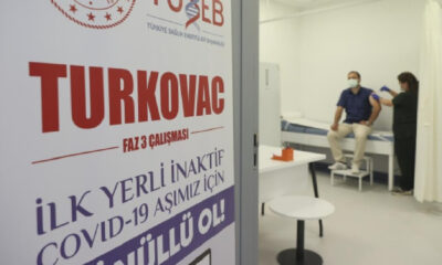 TURKOVAC'ın faz 3 çalışmasında yan etki görülmedi