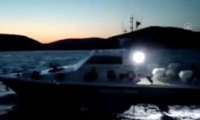 Yunan rahat durmuyor! Ege'de Türk teknesine saldırı