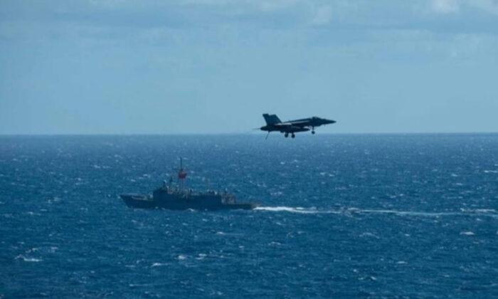 Ege'de sıcak saatler! Türk gemisi uyardı: 'Girersen müdahale edilecek'