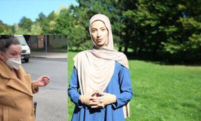 """Avusturya'da Müslüman kadına ırkçı saldırı her Müslümanı Türk sanıyorlar """"Türkiye'ye defol git"""""""