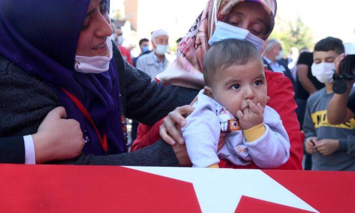 Şehit Muammer Yiğit Tokat'ta son yolculuğuna uğurlandı