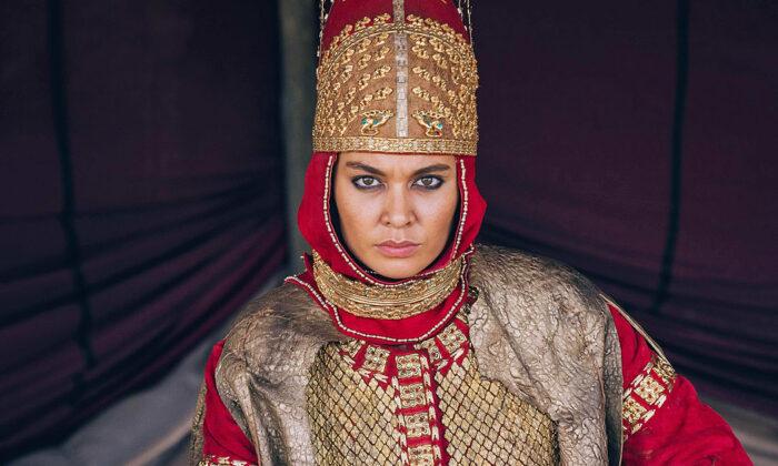 Türk tarihinin ilk kadın hükümdarının hayatını anlatan 'Tomris' sinemaseverlerle buluşuyor