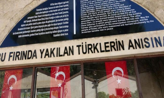 Ermenilerin zulmünü belgeliyor!