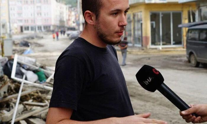 Bozkurt'ta selzede genç kendisine fazla ödenen 750 bin lirayı iade etti