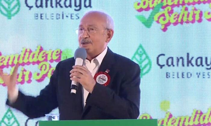 Kemal Kılıçdaroğlu, CHP'li sandığı belediyeyi övdü ama başkan MHP'li çıktı
