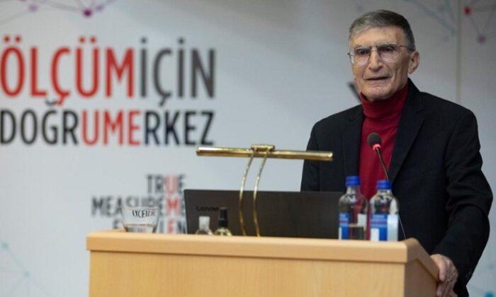 Aziz Sancar: Aşı karşıtı olmak mantık dışı