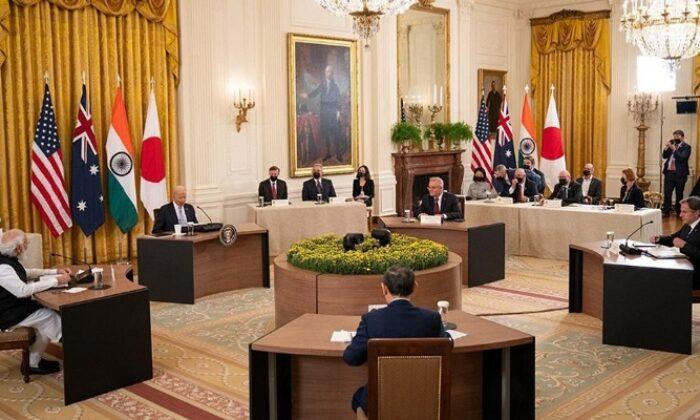 """Bölgede artan güç korkuttu! Dört ülkeden """"büyük ortaklık"""""""