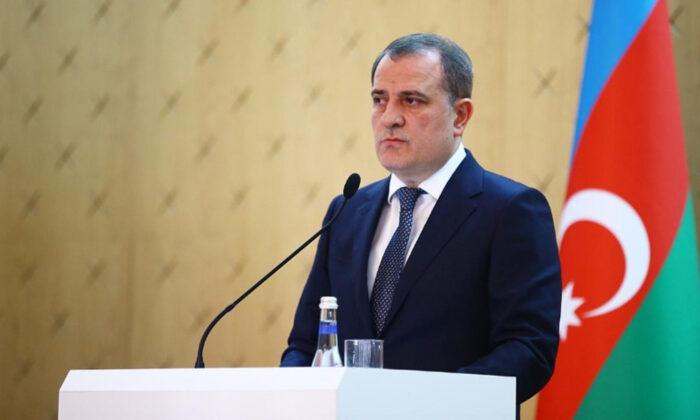 """Azerbaycan Dışişleri Bakanından Türk Konseyi'nde """"Karabağ"""" mesajı"""