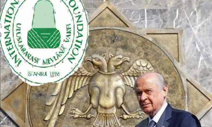 Uluslararası Mevlana Vakfı'nın Başkurt MHP Lideri Bahçeli'ye teşekkür mektubu