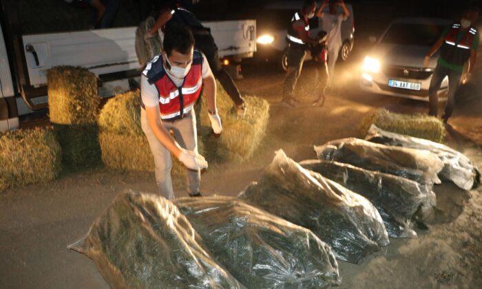 285 kilo esrarla yakalanan sürücü tutuklandı