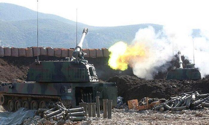 Suriye'nin kuzeyinde 10 terörist etkisiz hale getirildi