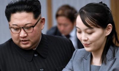 Güney Kore çağrı yapmıştı! Kim Jong-un'un kız kardeşi Kim Yo Jong'dan cevap