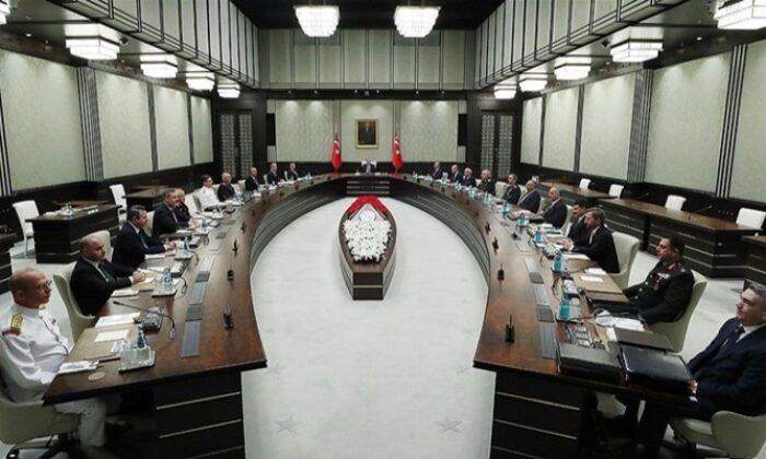 MGK toplantısı sona erdi: Türkiye'den kritik çağrı