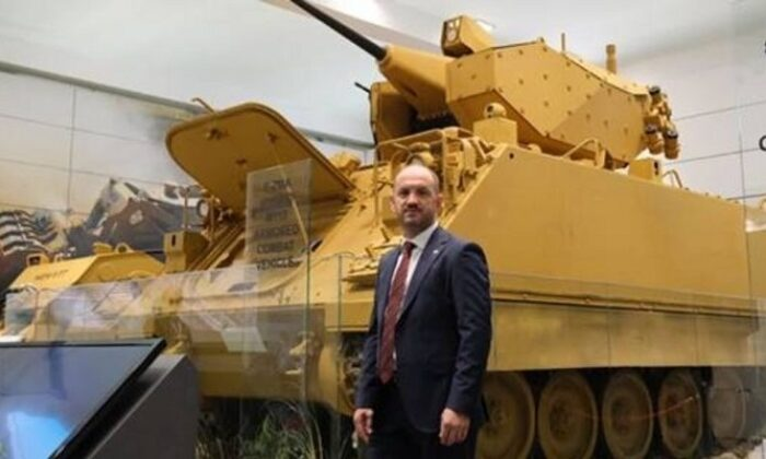 MKE'den TSK'ya 50 adet elektrikli zırhlı araç!