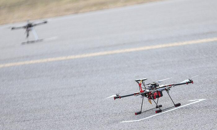 TEKNOFEST'te 'Savaşan İnsansız Hava Araçları Yarışması' Bursa'da başladı