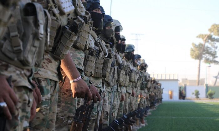 Suriye'nin kuzeyinde SMO çatısı altındaki 5 askeri grup birleşti
