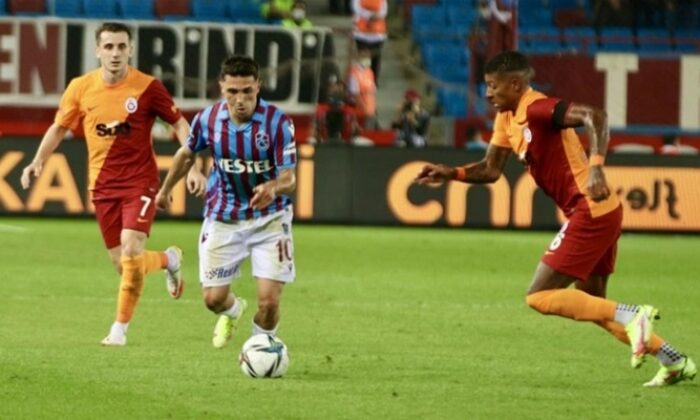 Trabzonspor 2 Galatasaray 2