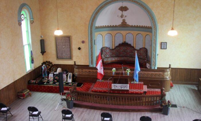 Kanada'daki tarihi kilise Uygur Türkleri İslam ve Kültür Merkezi oldu