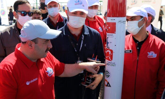 """Bakan Varank: """"Dünyada bu ligdeki en önemli oyuncu Türkiye"""