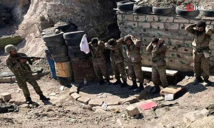 ABD'li eski askerlerden Azerbaycan sınırında skandal!