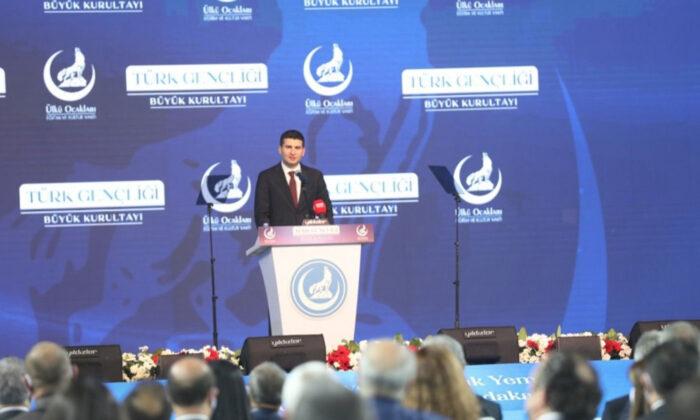 Yıldırım: Türk Gençliği Büyük Kurultayı, Milletinin İstikbaline dair beyanıdır!