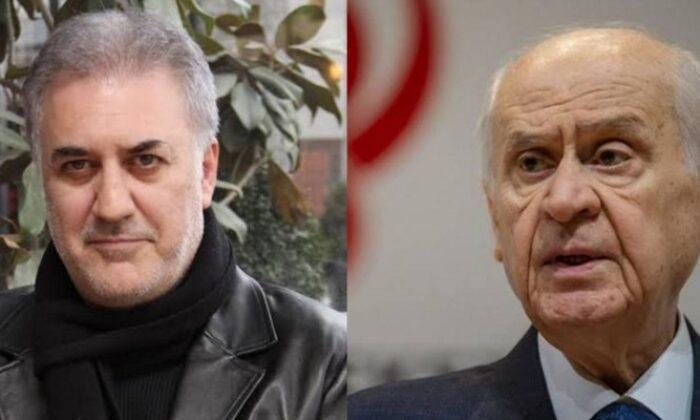 MHP Lideri Bahçeli'den oyuncu 'Tamer Karadağlı yalnız değildir' mesajı