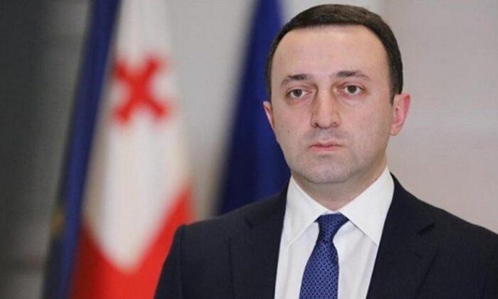 Başbakan Garibaşvili'den rest: Cezasını çekecek!