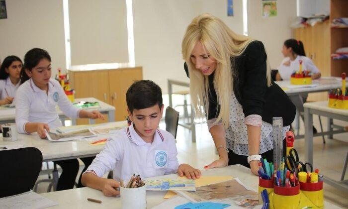 Türkiye'ye, Türk kültürüne, Türk diline yönelik ciddi bir ilgi var