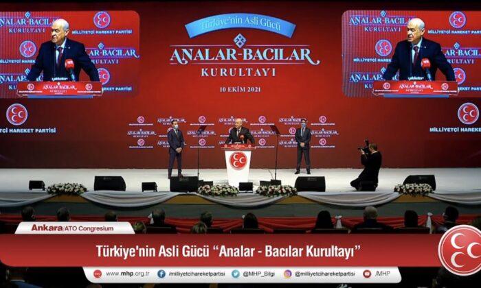 MHP Lideri Bahçeli: HDP, PKK'dır. PKK, Türk Ve Kürt Düşmanıdır