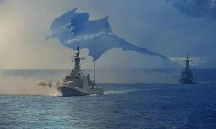 Akdeniz'de Rum gemisine müdahale: Türk Kıta Sahanlığı'nın dışına çıkarıldı