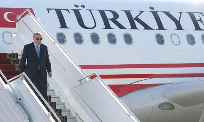 Cumhurbaşkanı Erdoğan'dan Afrika ülkelerine ziyaret
