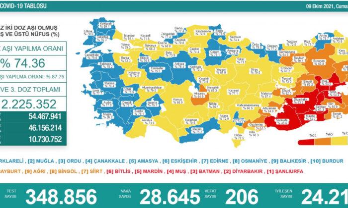 Bakan Koca'dan gençlere çağrı! Türkiye'nin koronavirüs tablosu açıklandı