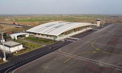 Füzuli Uluslararası Havalimanı açılıyor