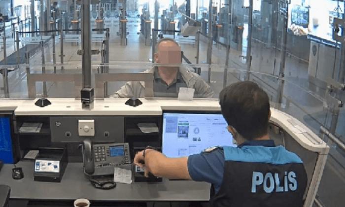 İstanbul Havalimanı'nda yakalanan şüpheli bakın kim çıktı!