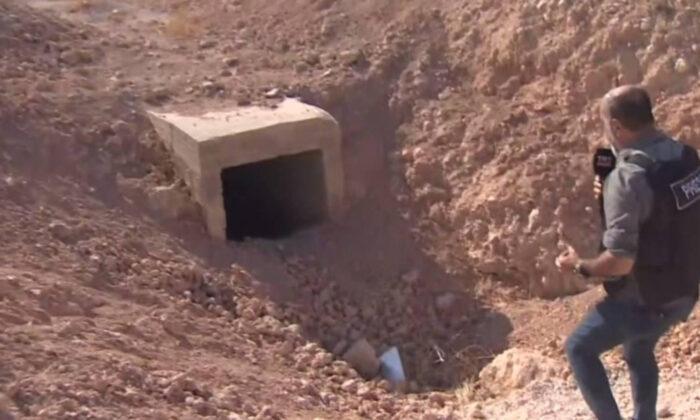 Terör tünelleri imha ediliyor