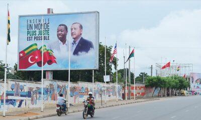 Togo, Cumhurbaşkanı Erdoğan'ın ziyaretine hazır