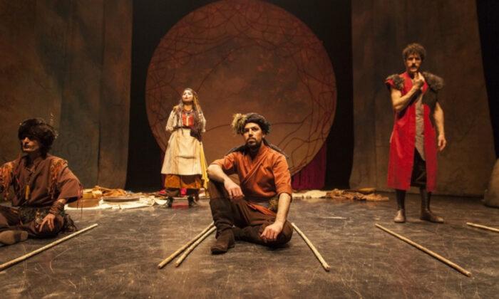Türk Tiyatrosunun rüzgarı Balkanlar'da esecek