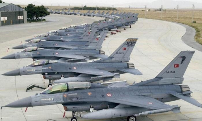 Türkiye'den sürpriz F-16 hamlesi